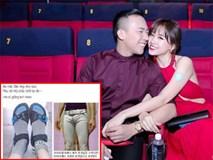 Hari Won đăng loạt ảnh nhạy cảm của nam giới, Trấn Thành vào comment gây choáng