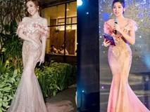 """""""Đụng hàng"""" Elly Trần, Á hậu Tú Anh vẫn đẹp lộng lẫy như công chúa"""