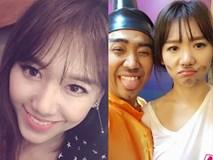 Hari Won selfie cực xinh nhưng ai cũng choáng khi nhìn ảnh Trấn Thành chụp