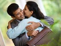 Hôn vợ trước khi đi làm sẽ giúp chồng thành công, giàu có và còn...