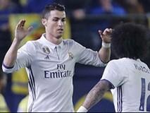 Lội ngược dòng ngoạn mục, Real đòi lại ngôi đầu từ Barca