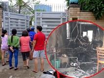 Vụ cháy nhà khiến 4 người tử vong: Nhà có cửa thoát hiểm nhưng khóa rất chắc chắn