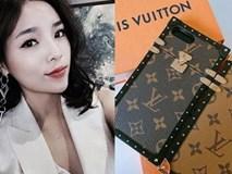 Hoa hậu Kỳ Duyên chi 40 triệu đồng cho ốp lưng điện thoại