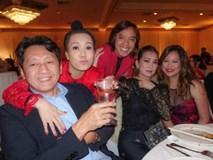 Lộ đoạn clip Việt Hương làm MC thô tục trong đám cưới khiến danh ca Hương Lan bỏ về