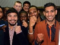 Pacquiao chính thức đấu Khan: Trận quyền Anh trong mơ