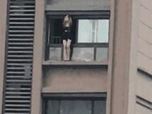 Ngay cả khi nhảy lầu tự tử, hot girl mạng xã hội vẫn không quên livestream