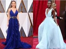 10 bộ đầm đẹp nhất trong lịch sử Oscar