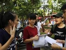 Thi THPT Quốc gia 2017: Lo coi thi lỏng, chặt khác nhau