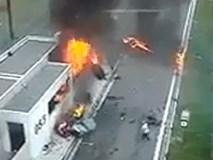 Thiếu gia triệu phú Hy Lạp lái xe Porsche gây tai nạn kinh hoàng, 4 người chết