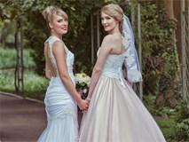 Phát hờn vì hai cô gái xinh như minh tinh cưới nhau