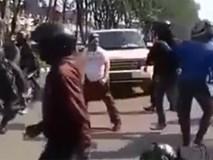 Gây sự nhầm võ sư, nhóm thanh niên bị đánh bầm dập