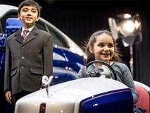 Rolls-Royce siêu nhỏ, chạy điện cho trẻ em