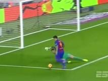 M-S-N ghi bàn đẳng cấp, Barca thắng đậm 6-1