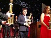 Thần đồng Đỗ Nhật Nam giành giải ba kỳ thi DECA ở Mỹ