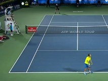 Dubai Open: Murray vào bán kết sau gần 3 giờ thi đấu