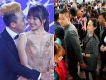Sao nam Việt khiến fans ngưỡng mộ với hành động bảo vệ vợ, người yêu