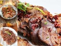 Bí quyết hầm bắp bò vừa mềm vừa thấm vị của người Đài Loan