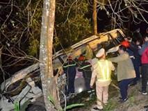 Xe khách lao xuống vực ở Lào Cai, 1 người chết, 22 bị thương