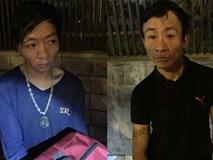 Năm cảnh sát truy đuổi gã xăm trổ thủ súng colt và 30 viên đạn