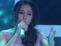 9X nổi bật trên sân khấu The Voice từng là học sinh giỏi Văn