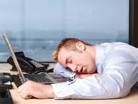Cả một nền kinh tế yếu kém bắt đầu từ một giấc ngủ trưa…