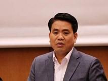 """Audio:Nghe Chủ tịch Chung nói về việc công an """"chống lưng"""" quán bia"""