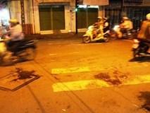 Người phụ nữ bất ngờ bị chém chết giữa đường