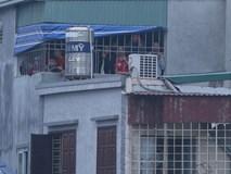 CĐV Hải Phòng vất vả xem bóng đá ngày VFF treo sân Lạch Tray