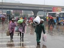Ảnh hưởng không khí lạnh tăng cường, hôm nay Hà Nội mưa rét