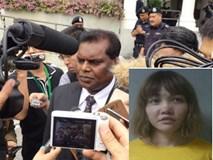 Bố đẻ Đoàn Thị Hương nhờ luật sư người Malaysia chuyển thư tay cho con gái