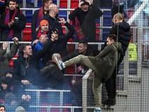Bạo lực bùng phát ở trận CSKA Moscow gặp Zenit