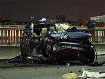 Cô gái tử vong trong vụ xe sang Range Rover gặp nạn trên cầu Sài Gòn là Trung úy Công an
