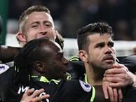Thắng nhẹ West Ham, Chelsea bỏ xa nhóm bám đuổi 10 điểm