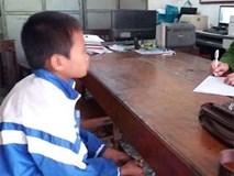 Cậu bé 11 tuổi cướp túi xách của cụ ông 75 tuổi