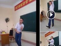 Cô giáo dạy múa xưa rồi nhé, thầy giáo dạy múa 'dẻo như kẹo kéo' thế này mới chuẩn