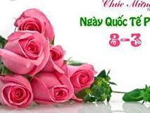 Con gái Việt chọn hoa hay tiền trong ngày 8/3?