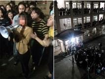 Nữ sinh Thái Nguyên mang loa đi tỏ tình và cái kết không ai ngờ