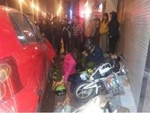 Ô tô mất lái đâm hàng loạt phương tiện giao thông, 7 người thương vong