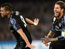 Ngược dòng đánh bại Napoli, Real ghi danh vào tứ kết
