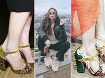 Bộ sưu tập giày dép độc - lạ - chất của 'Nữ hoàng giải trí' Hồ Ngọc Hà