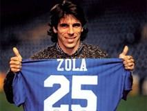Gianfranco Zola, anh không cao nhưng cả thế giới phải ngước nhìn