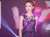 Clip: Hoa hậu Thu Thảo nói tiếng Anh ngắc nga, ngắc ngứ tại sự kiện
