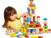 8 món đồ chơi kích thích trí não và tinh thần trẻ