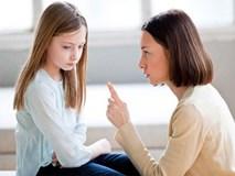 """Đừng tát khi con bảo: """"Con ghét mẹ"""" mà hãy nói 2 câu """"thần chú"""" đầy hiệu quả này"""