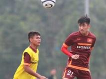 """""""Hot boy"""" U20 trở lại, HLV Hoàng Anh Tuấn vui mừng"""