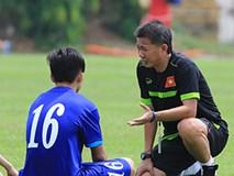 HLV Hoàng Anh Tuấn gửi tối hậu thư tới học trò U20 Việt Nam