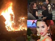 Sau 1 đêm 'hoàn hồn', Hà Anh tiết lộ điều bất ngờ không tưởng ngay sau sự cố cháy sân khấu tiền tỷ