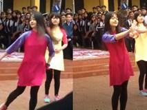 Bị chú ý sau màn nhảy gây sốt, cô giáo thực tập xinh đẹp sinh năm 1996 phải khóa Facebook