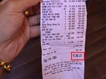 """Khách phải trả 16,5 triệu đồng tiền karaoke: """"Nhân viên tự xé khăn, khui bia rồi tính tiền"""""""