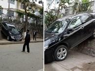 Vụ tai nạn khó hiểu khiến dân mạng Việt 'đau đầu' tìm lời giải